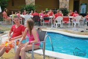 maison de vacances avec piscine espagne