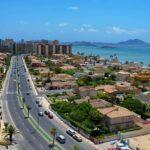 Murcia, plus de 300 jours de soleil par an et une température moyenne de 21 degrés Celsius.