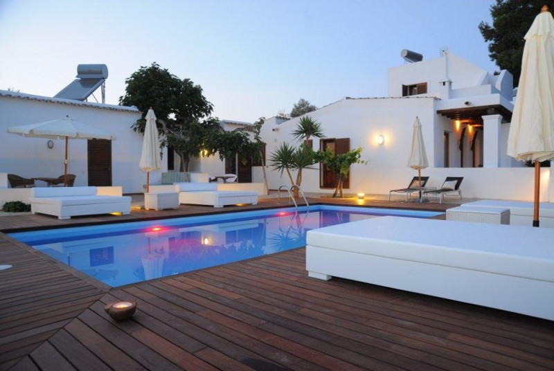 Ibiza for Petite villa design